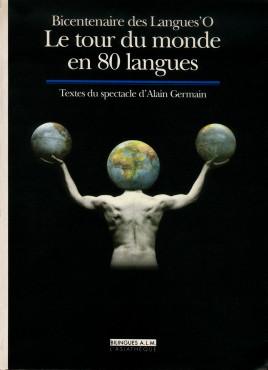 Le tour du monde en 80 langues